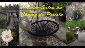 invite to salon au champ de portola 2012