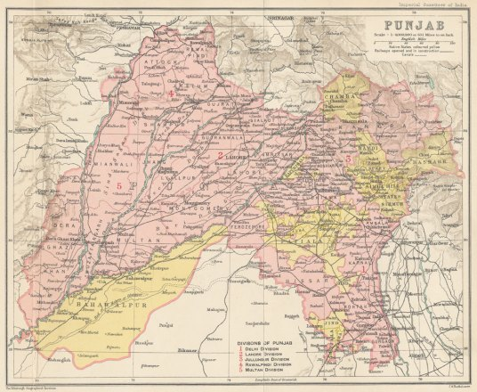 Punjab_1909